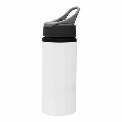 Sublimation aluminum bottle Eagle Straw