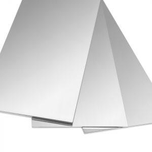 Metal Sheets Silver
