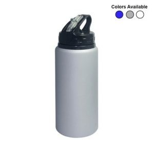 Sublimation nozzle bottle