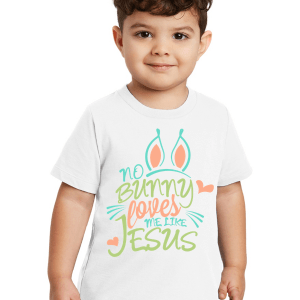 Sublimation polyester T-shirts for kids