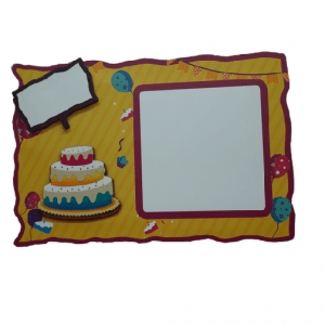 personalised magnetic picture frame