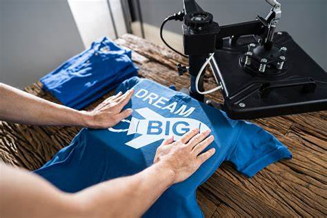 How to print on a sublimation t-shirt